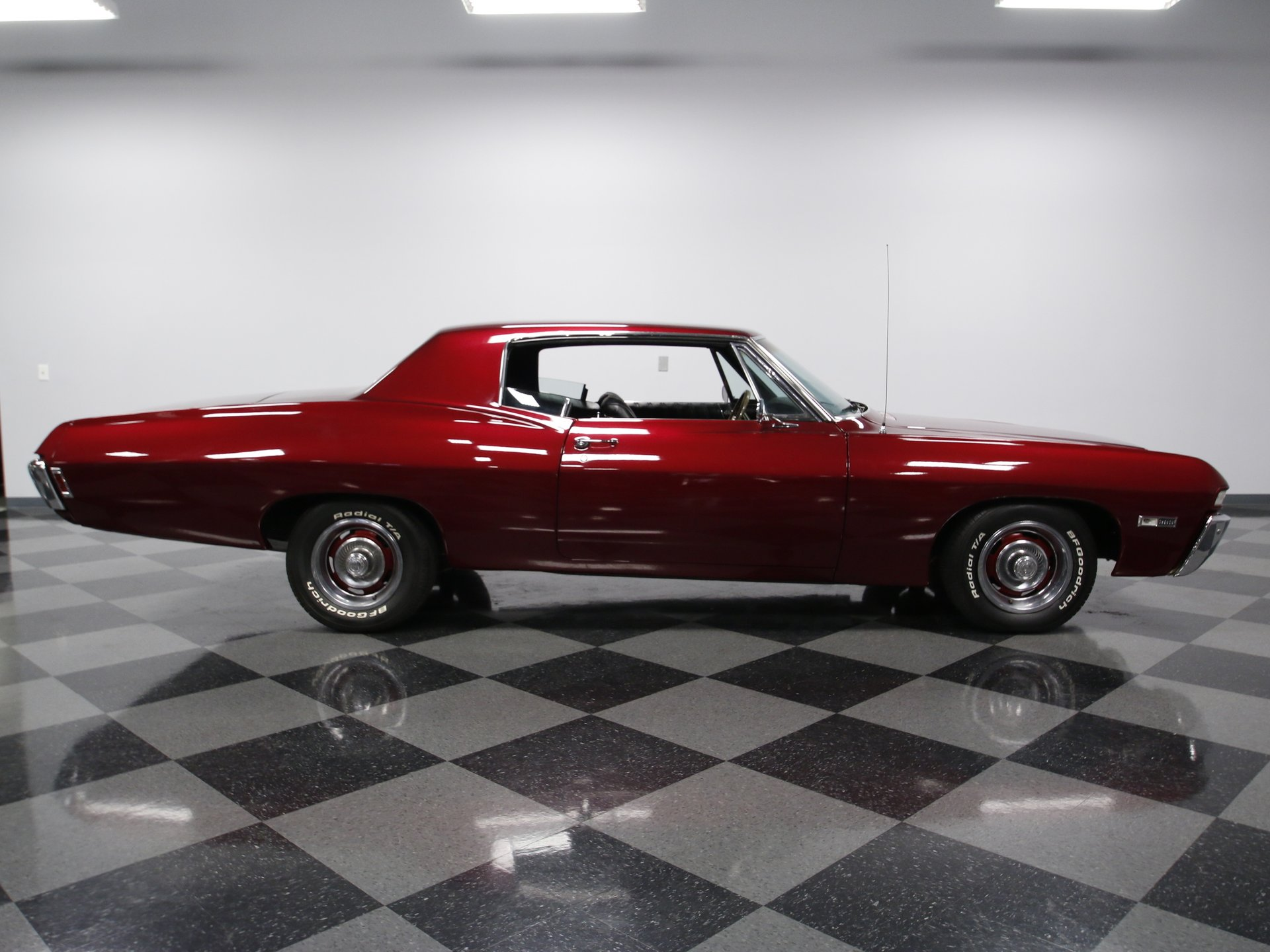 1968 Chevrolet Impala Streetside Classics The Nations Trusted Chevy Ss 427 View 360