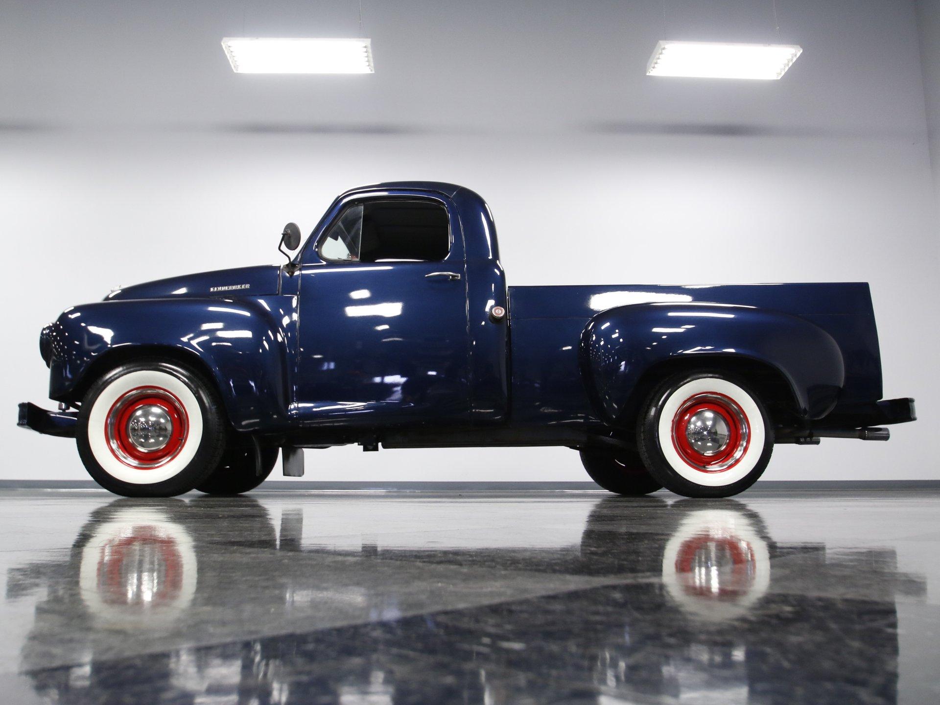 1950 Studebaker Pickup | Streetside Classics - The Nation's Trusted