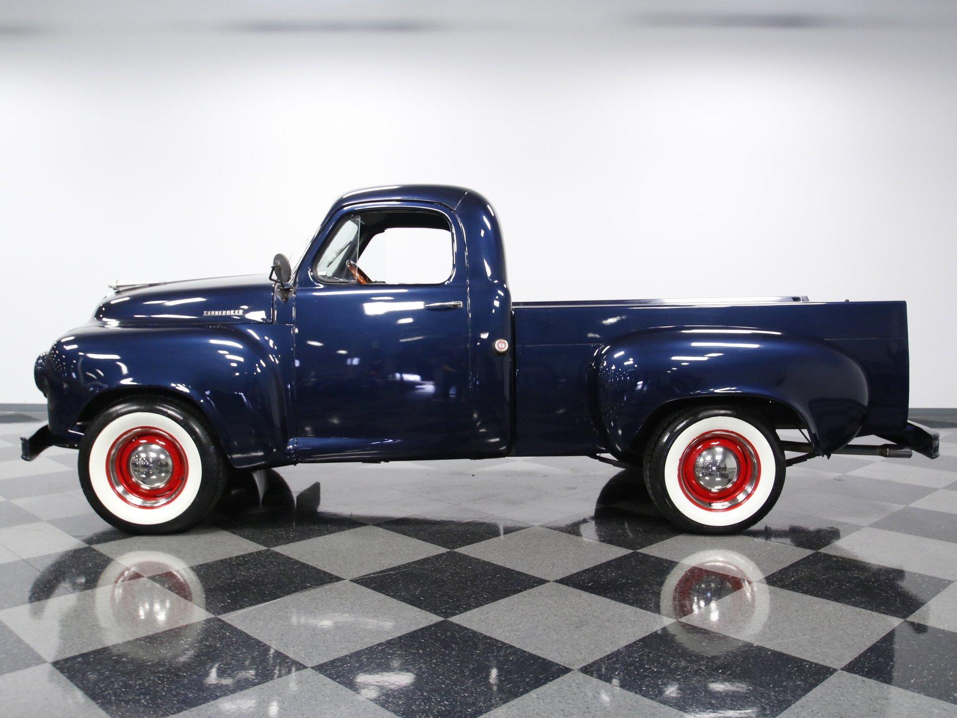1950 studebaker pickup