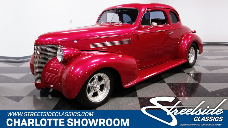For Sale: 1939 Chevrolet 5 Window