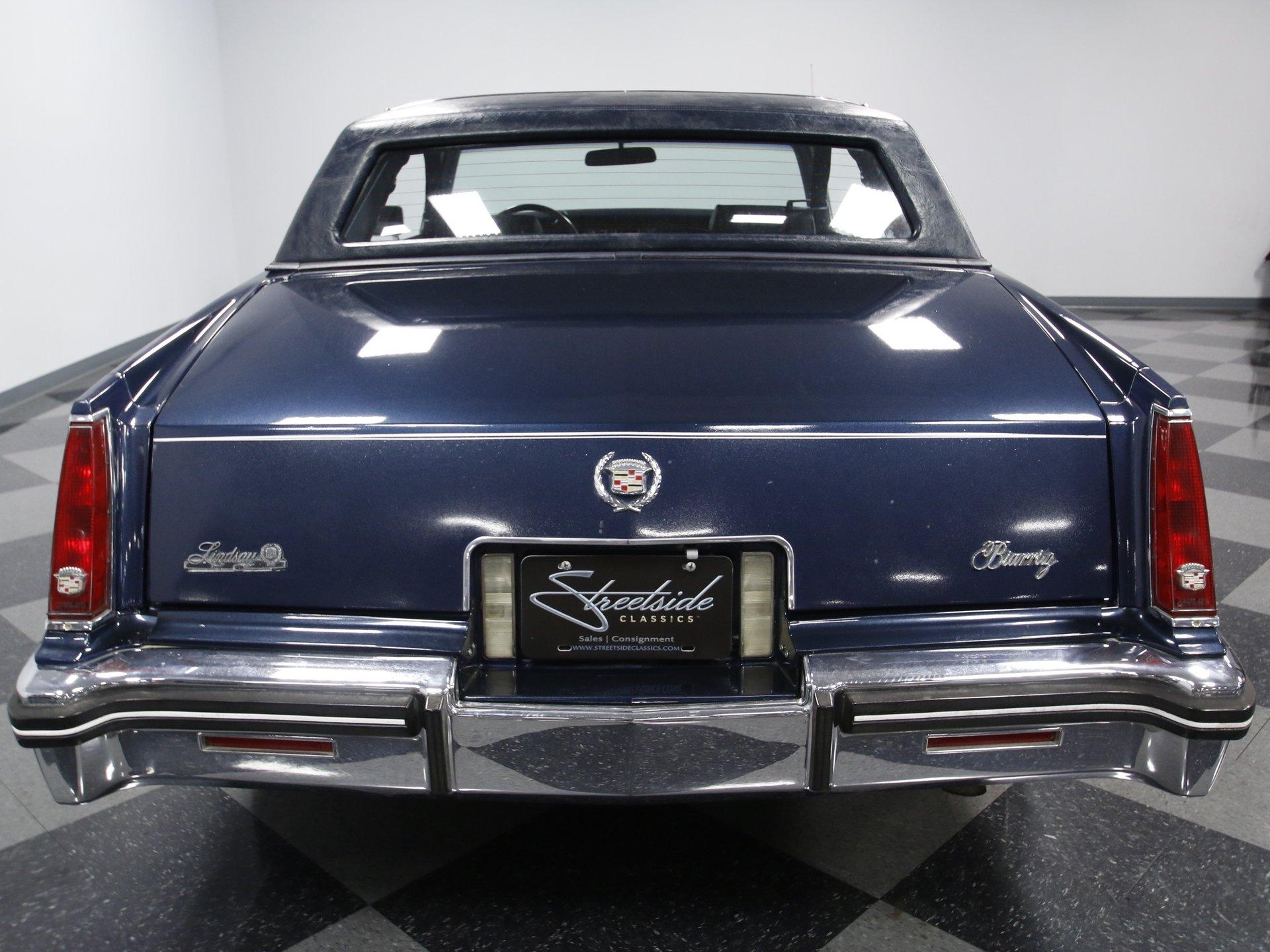 24+ 1983 Cadillac Eldorado Biarritz