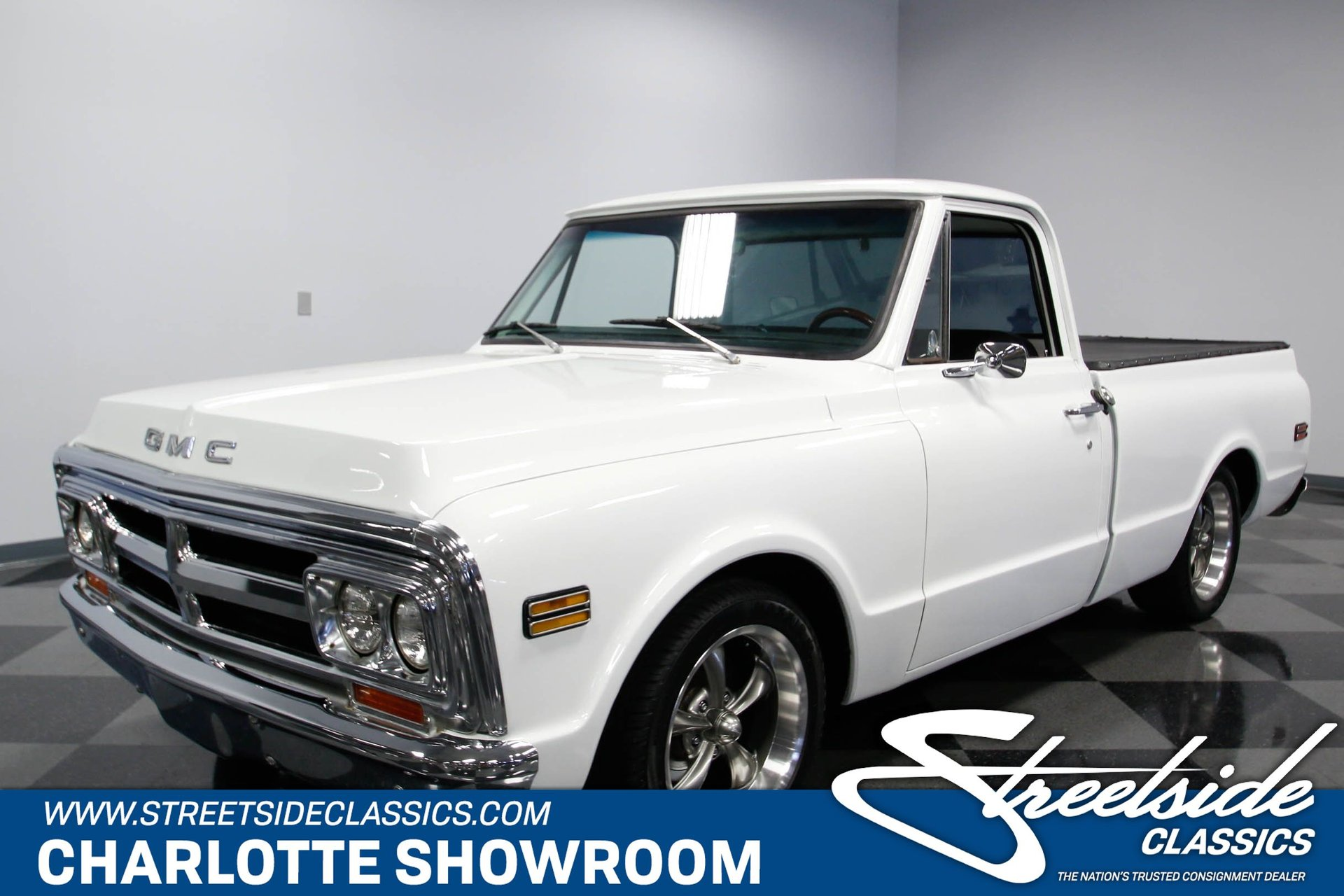 1971 gmc c10 supercharged