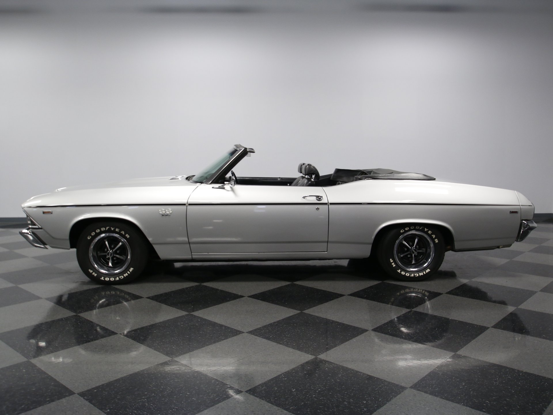 1969 chevrolet chevelle ss 454 clone