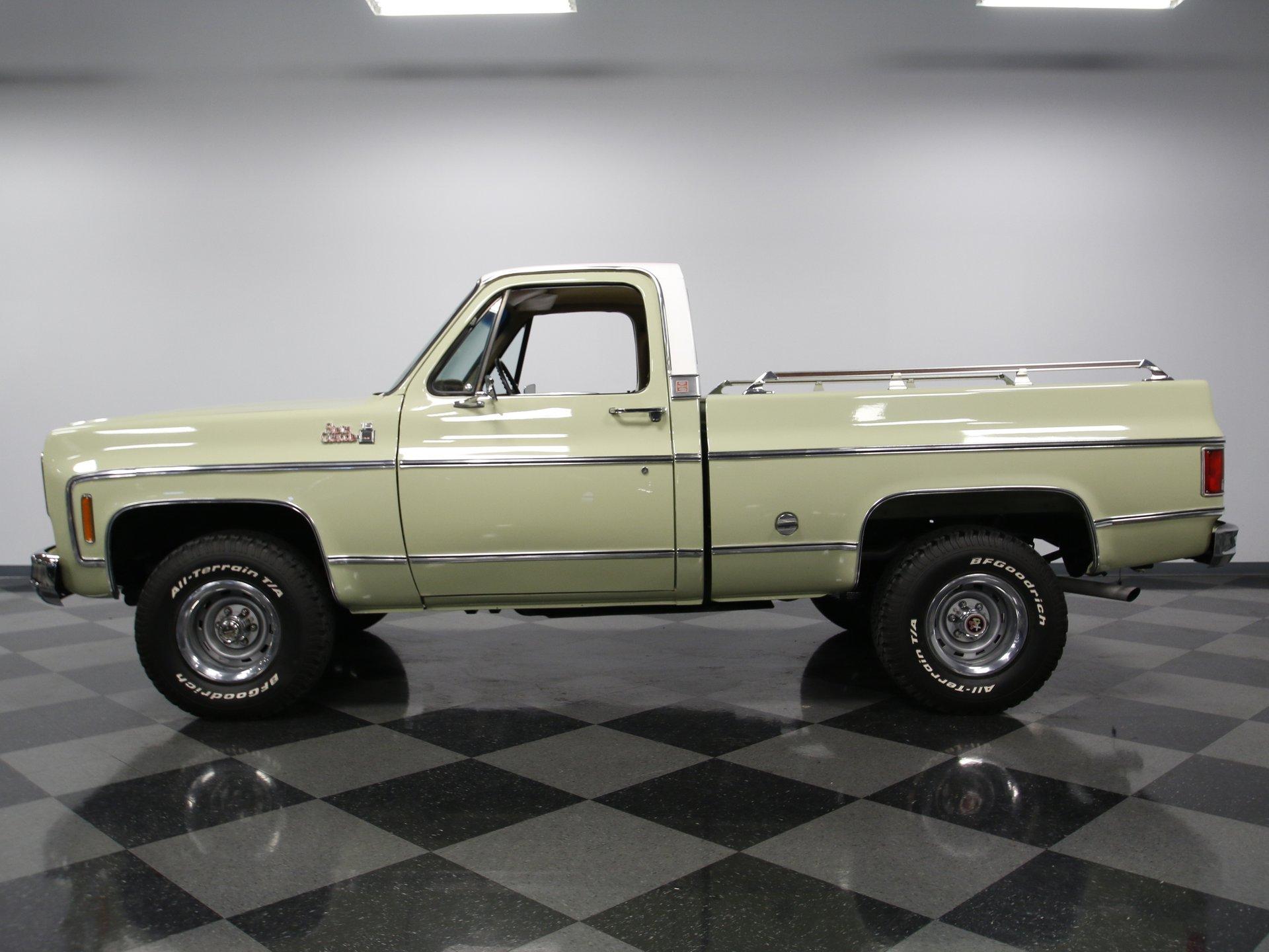 1973 gmc k 15