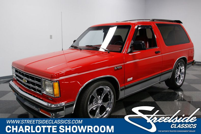 For Sale: 1990 Chevrolet S-10