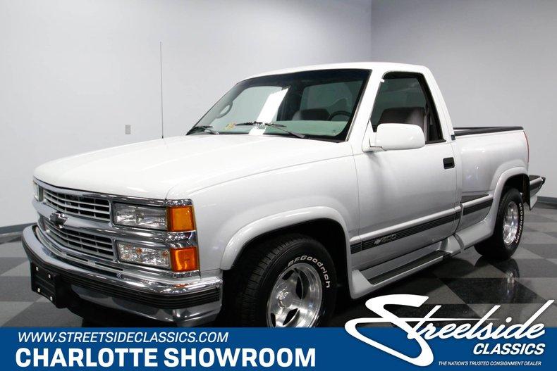 For Sale: 1995 Chevrolet C/K 1500
