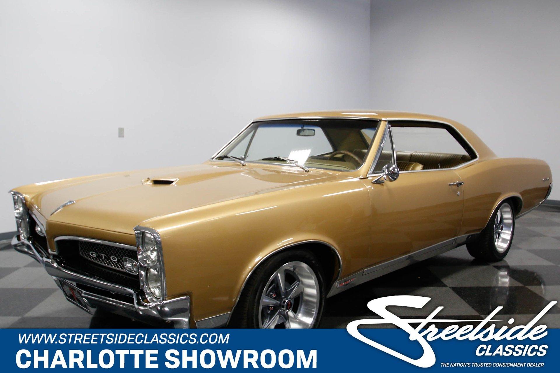 1967 Pontiac GTO   Streetside Classics - The Nation's