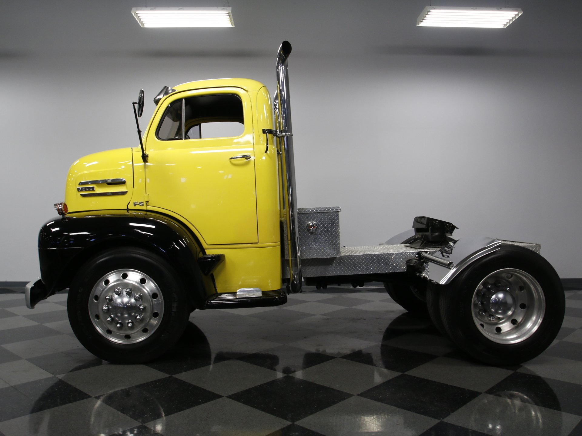 1950 ford f 5 coe
