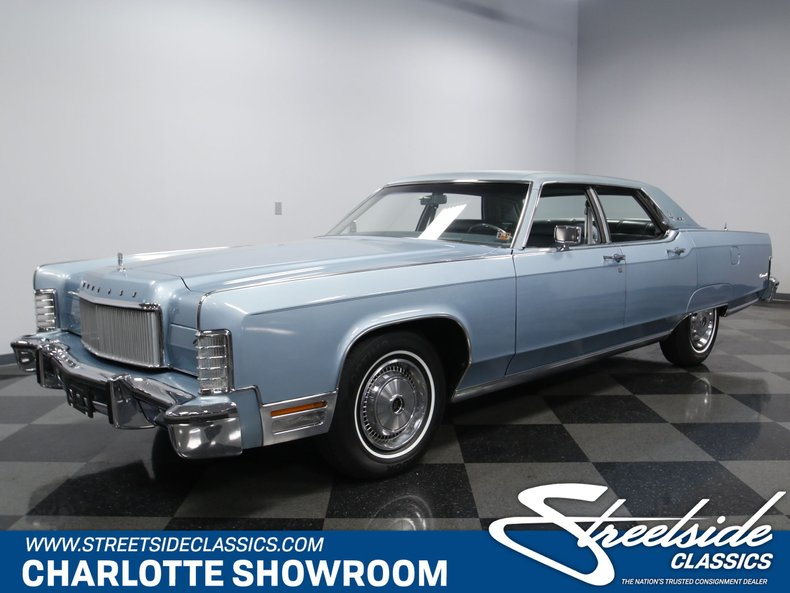 For Sale: 1974 Lincoln Continental