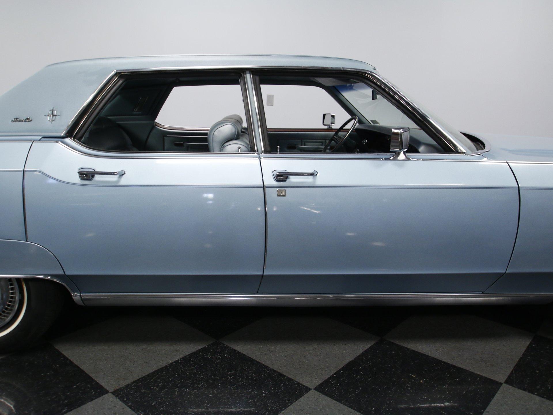 1974 Lincoln Continental Streetside Classics The Nation S