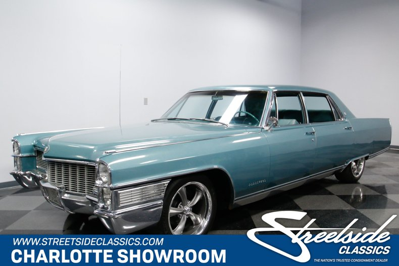 For Sale: 1965 Cadillac Fleetwood