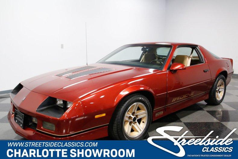 For Sale: 1986 Chevrolet Camaro