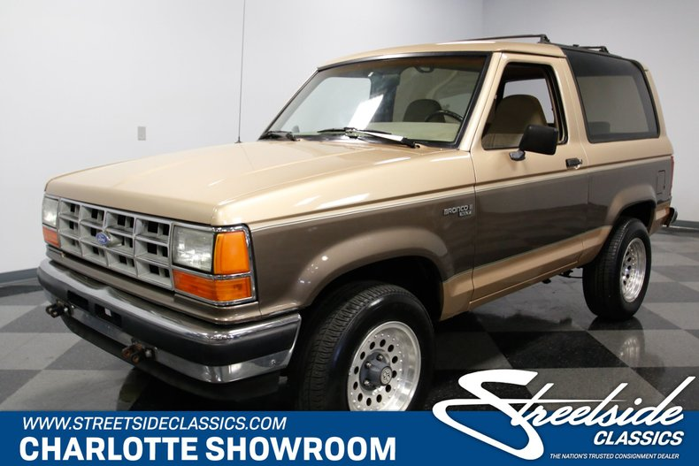 1990 Ford Bronco For Sale