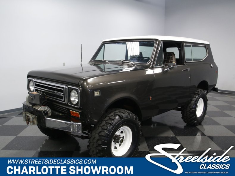 For Sale: 1978 International Scout