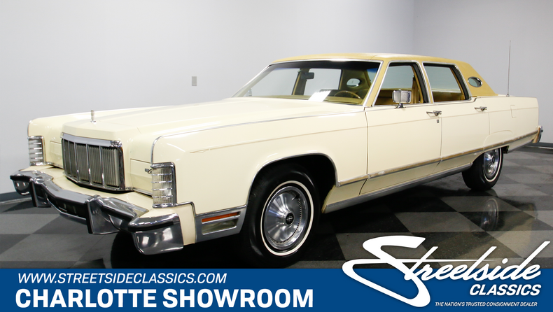 1976 Lincoln Continental Streetside Classics The Nation S
