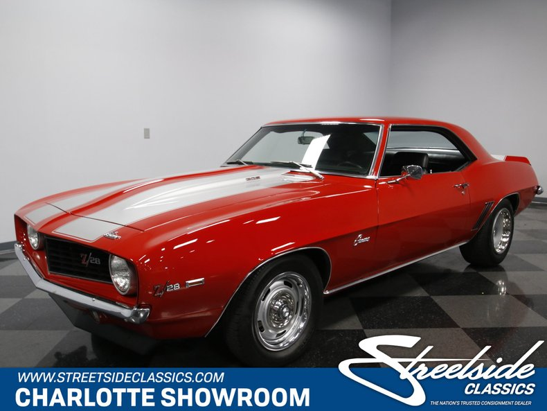 For Sale: 1969 Chevrolet Camaro