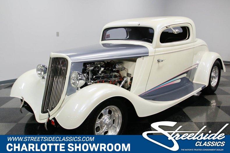 For Sale: 1934 Ford Streetrod