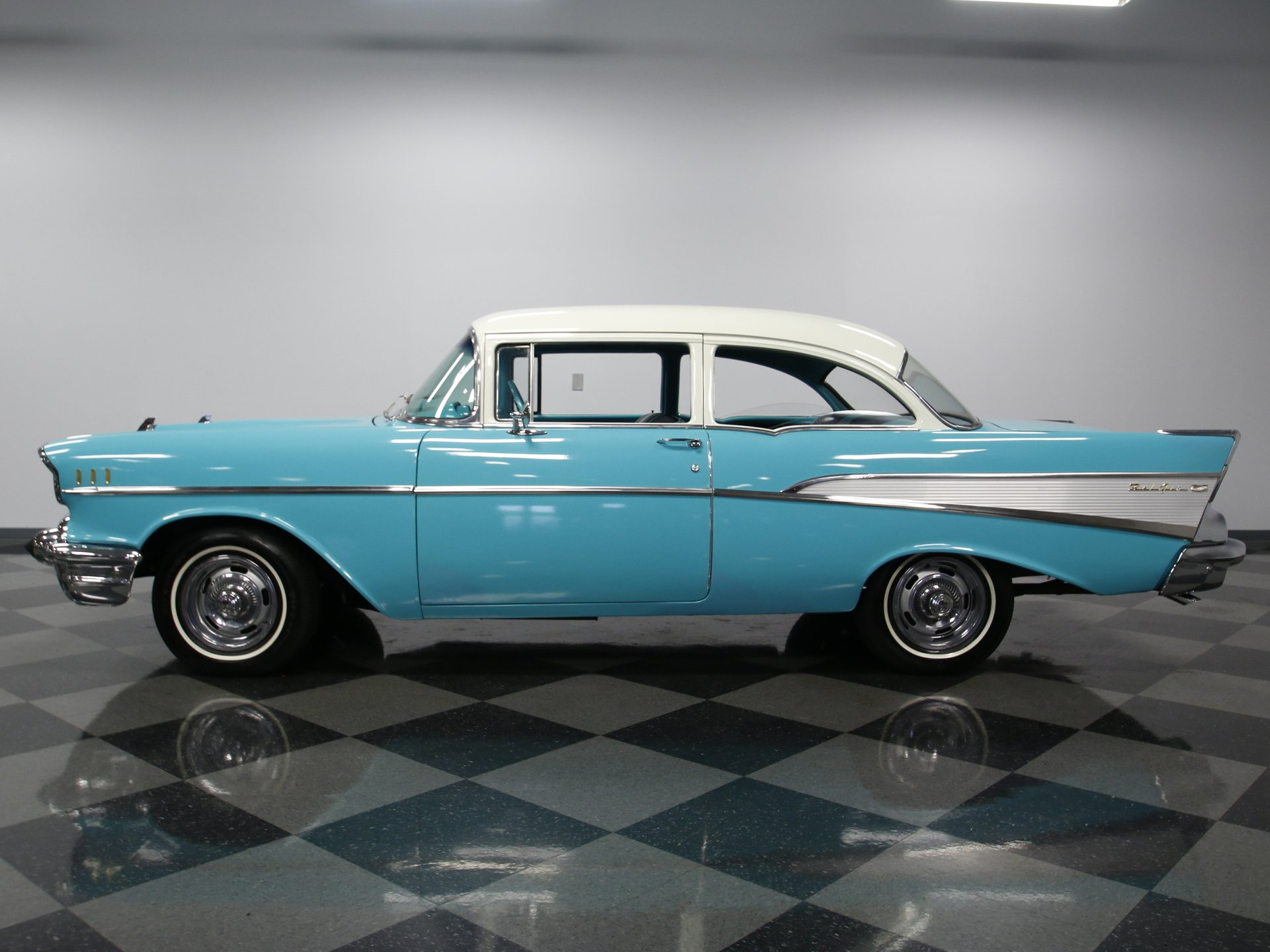 1957 chevrolet 210 del ray
