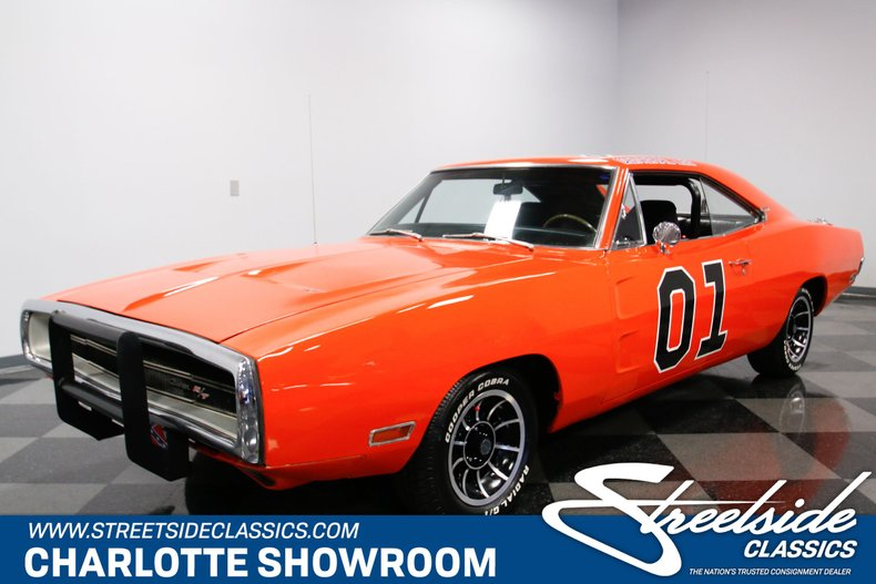 1970 Dodge Charger General Lee R T For Sale 51592 Mcg