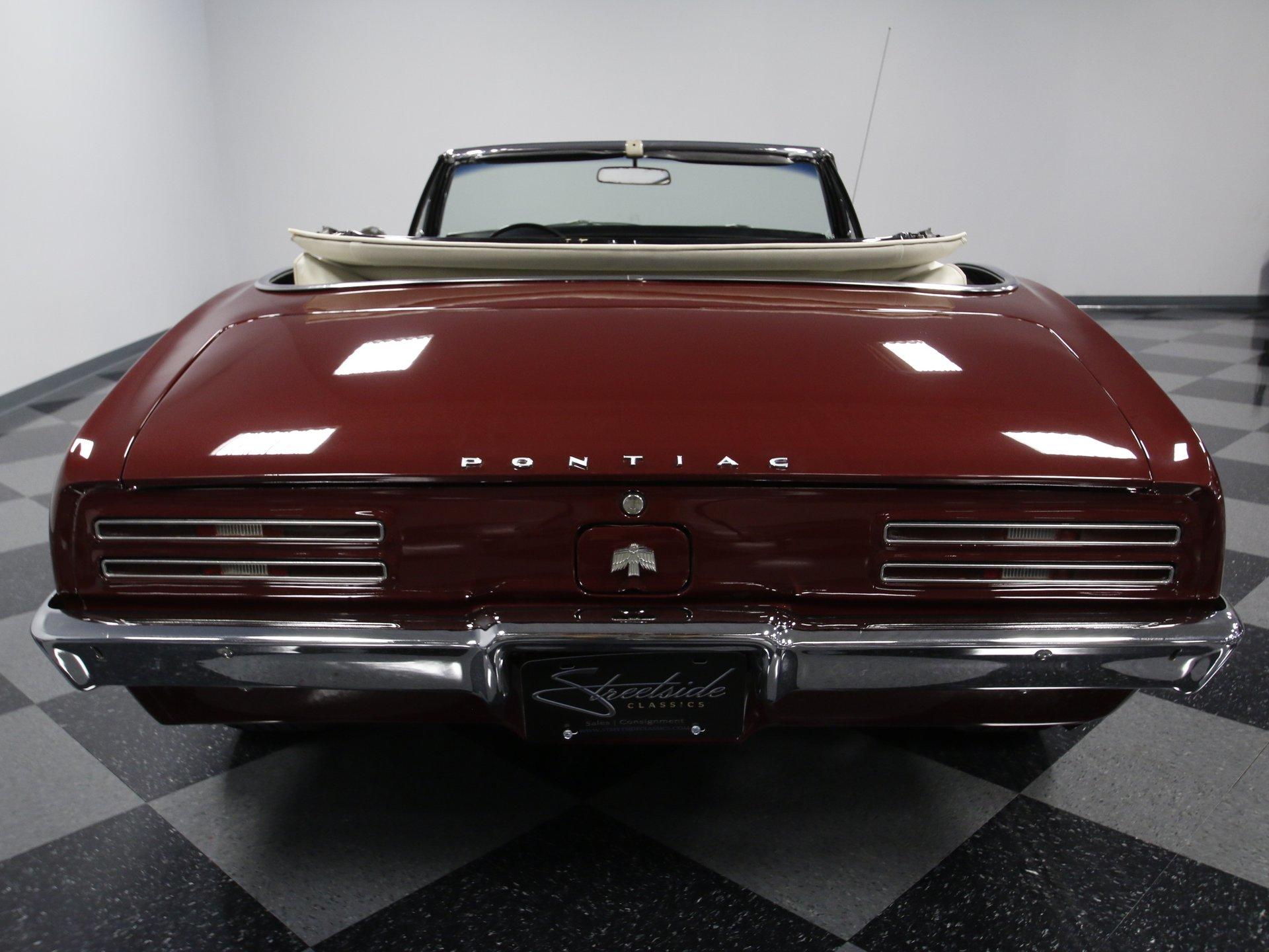 1967 Pontiac Firebird   Berlin Motors