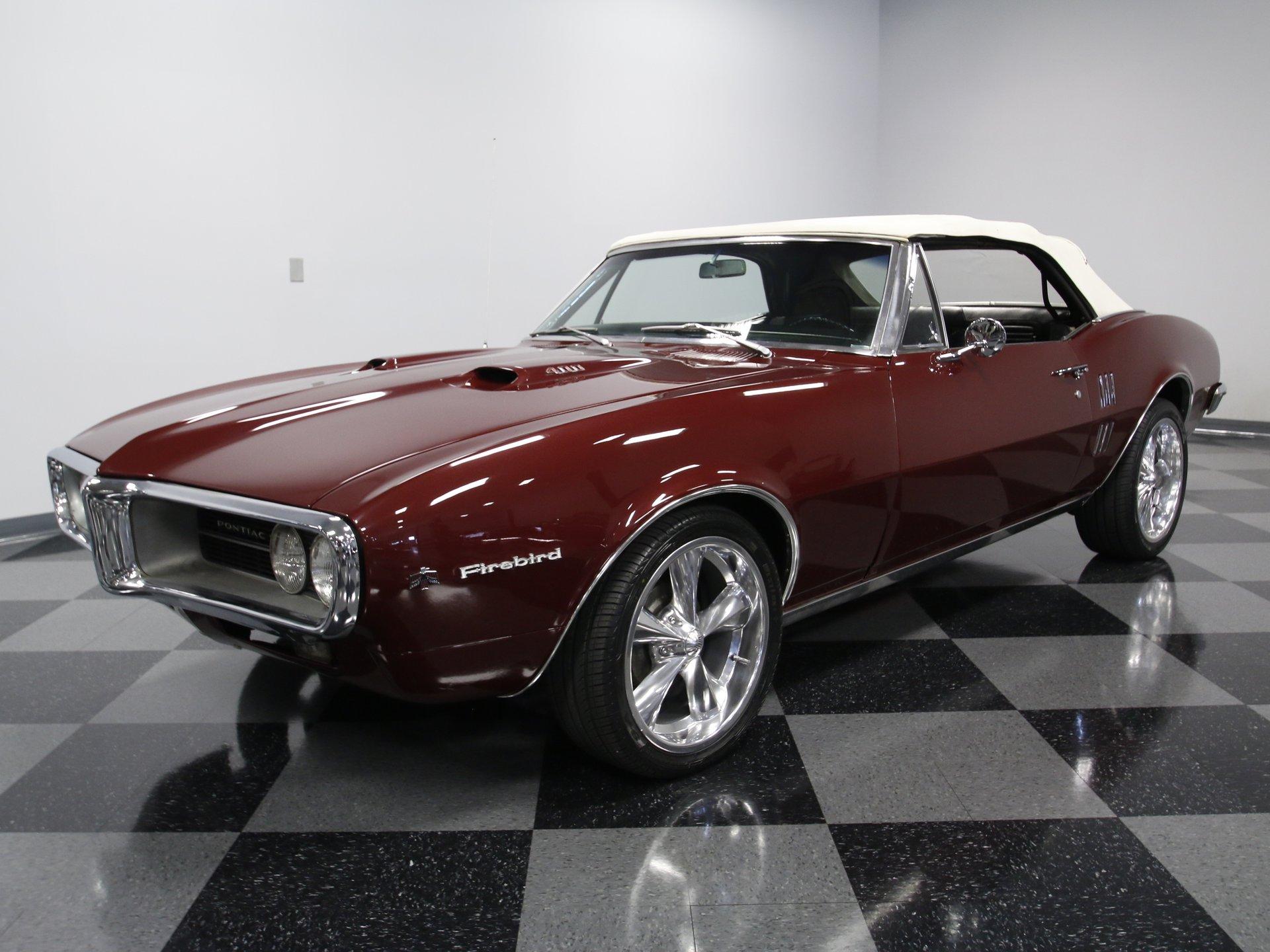 1967 Pontiac Firebird   Streetside Classics - The Nation's