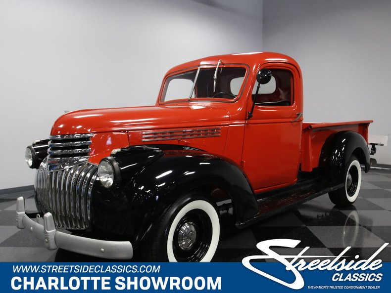 For Sale: 1941 Chevrolet 3100