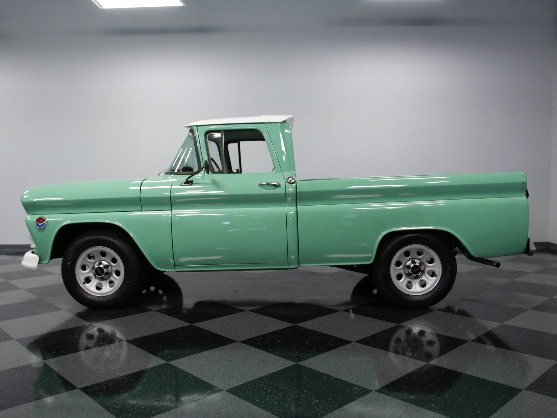 1960 gmc 1000 1 2 ton