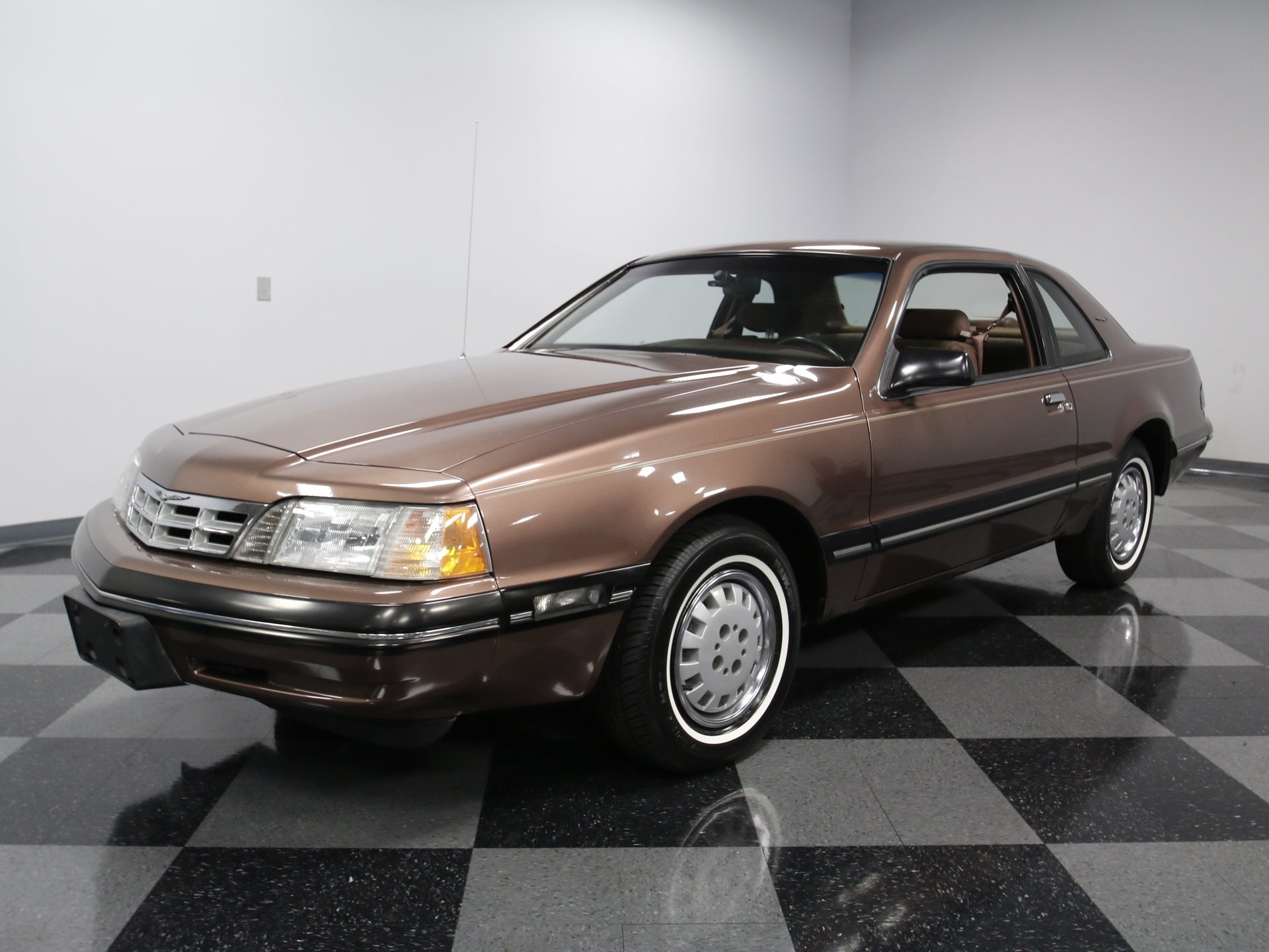 1988 ford thunderbird streetside classics the nation s trusted classic car consignment dealer 1988 ford thunderbird streetside