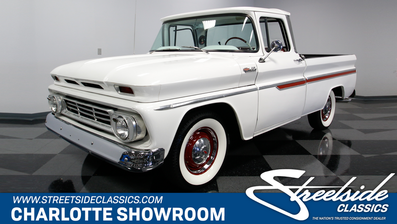 1962 Chevrolet C10 Streetside Classics The Nations Trusted