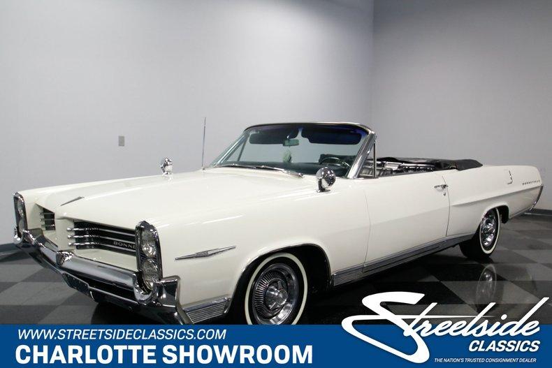 For Sale: 1964 Pontiac Bonneville