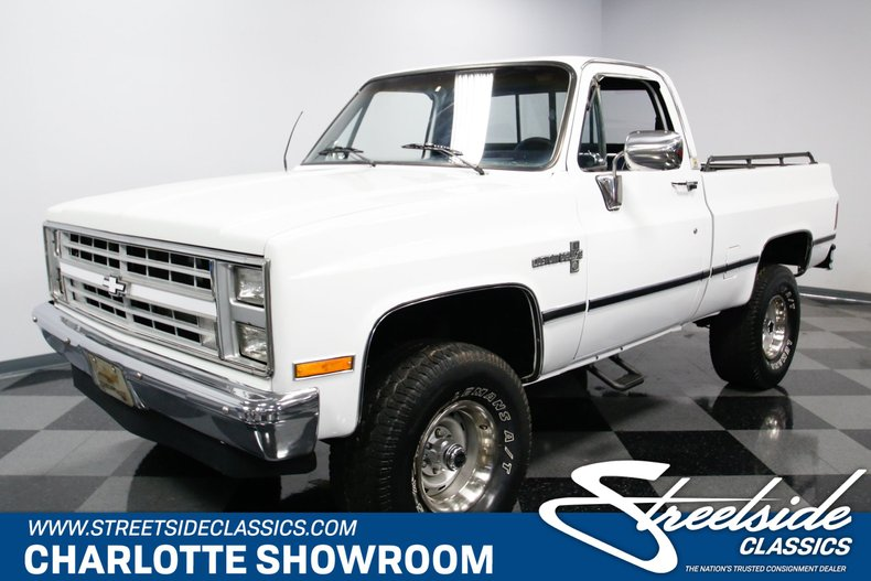 1985 Chevrolet K-10 For Sale