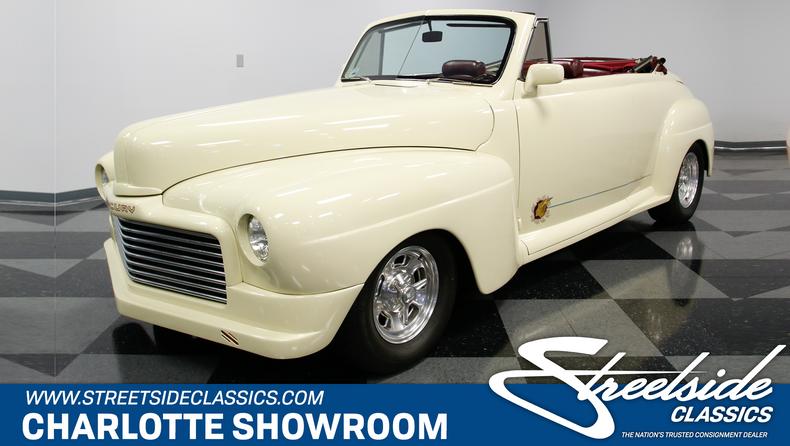 For Sale: 1947 Mercury Convertible