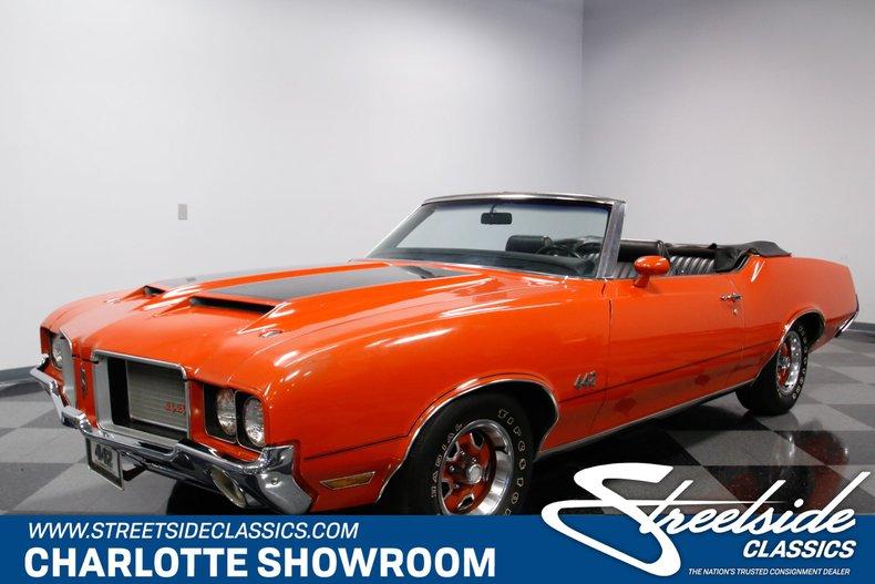 For Sale: 1972 Oldsmobile 442