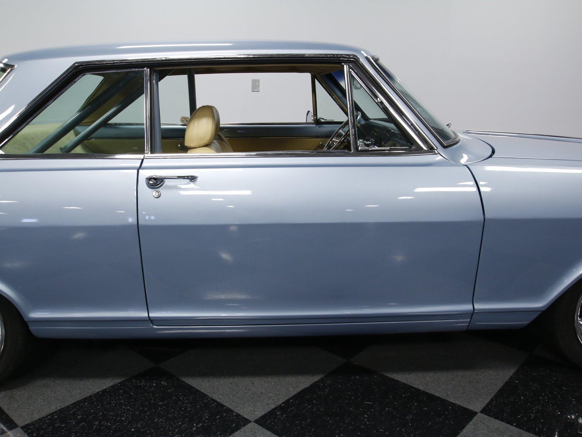 1962 Chevrolet Nova Chevy II Pro Touring for sale #64321 | MCG