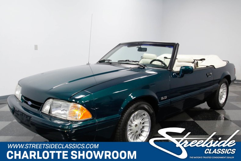 e639a1d5a7fa7e Email Us About This  1990 Ford Mustang ...