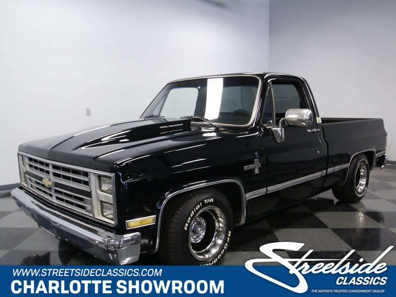 For Sale: 1985 Chevrolet Silverado