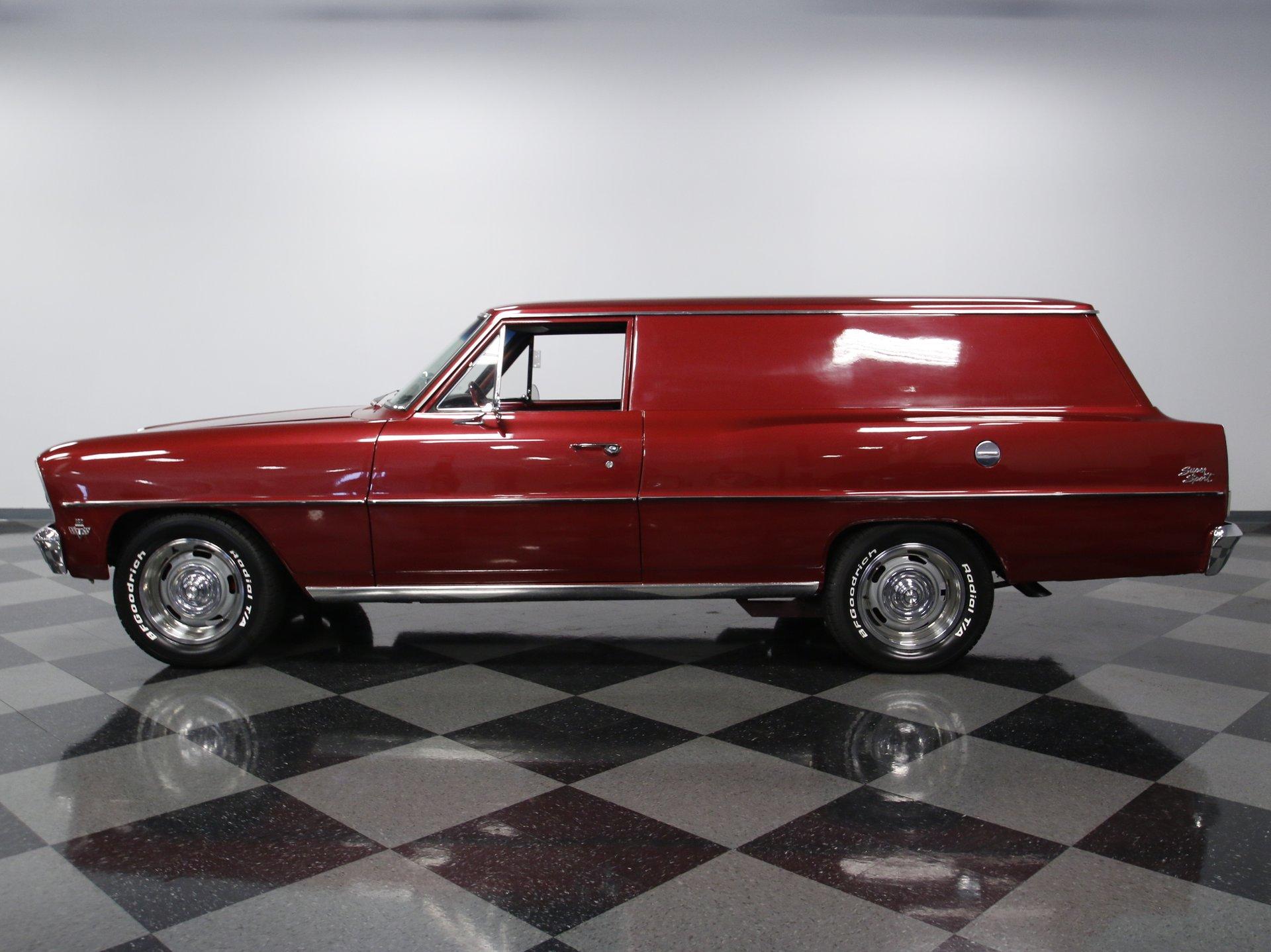 1966 chevrolet nova custom nomad