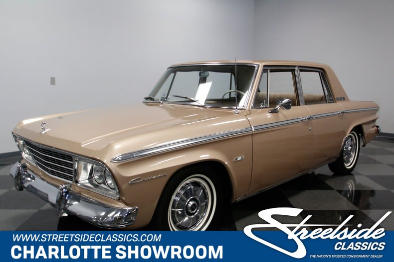 For Sale: 1964 Studebaker Cruiser