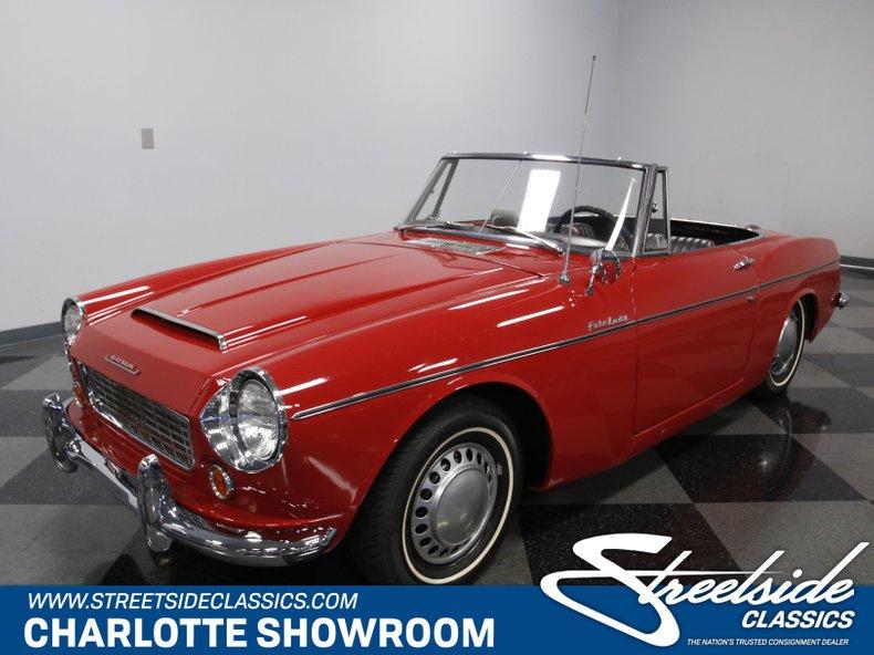 For Sale: 1964 Datsun 1500 Fairlady