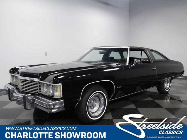 For Sale: 1974 Chevrolet Impala