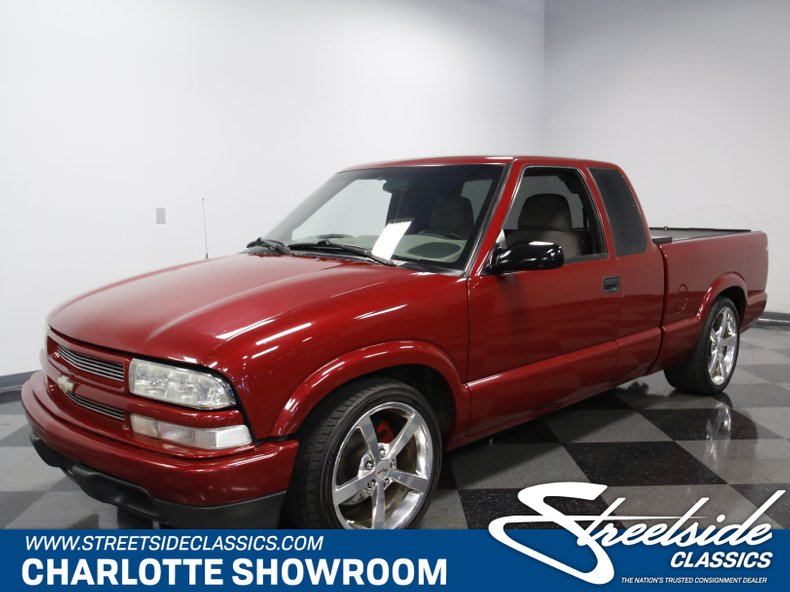 For Sale: 2003 Chevrolet S-10