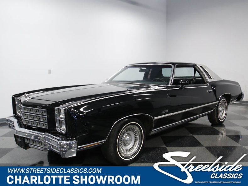 For Sale: 1977 Chevrolet Monte Carlo