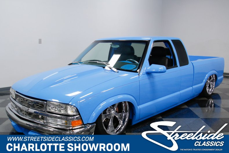 For Sale: 2001 Chevrolet S-10