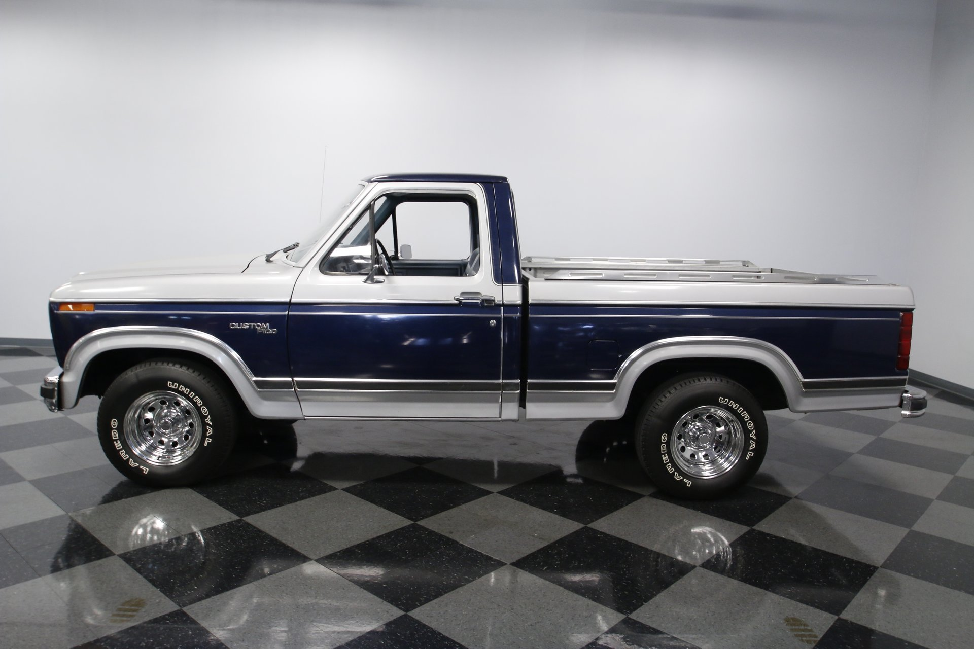 1981 ford f 100