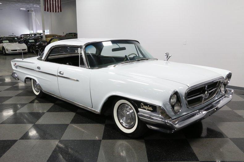 1962 Chrysler 300 Sport 18