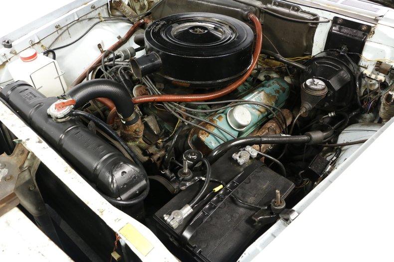 1962 Chrysler 300 Sport 46