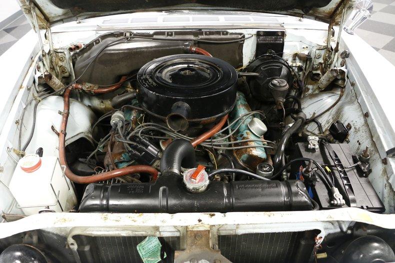 1962 Chrysler 300 Sport 3