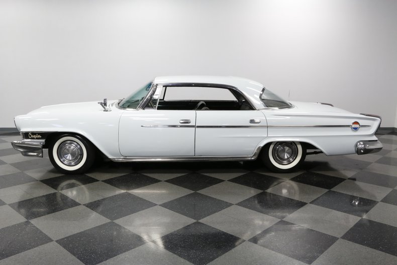 1962 Chrysler 300 Sport 8