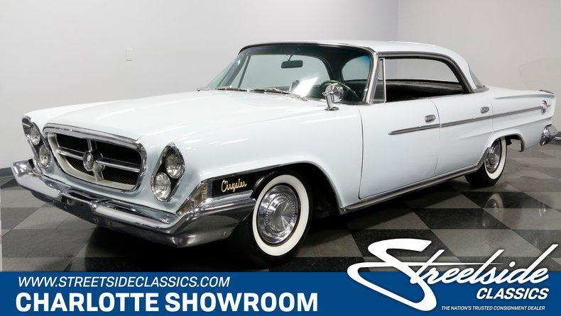 1962 Chrysler 300 Sport 1