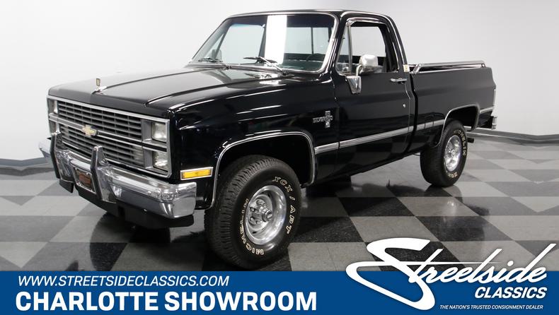 For Sale: 1984 Chevrolet K-10